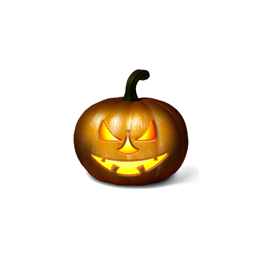 Halloween Jack-o-lantern by Cristian79