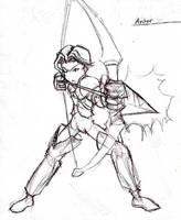 Final Fantasy Tactics Archer by Gx3RComics