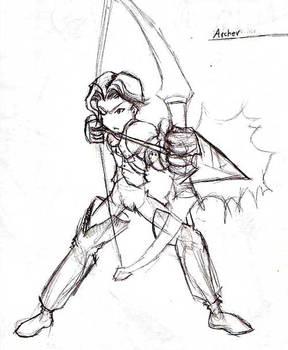 Final Fantasy Tactics Archer
