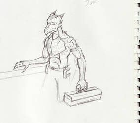 Joe the Dragonkin