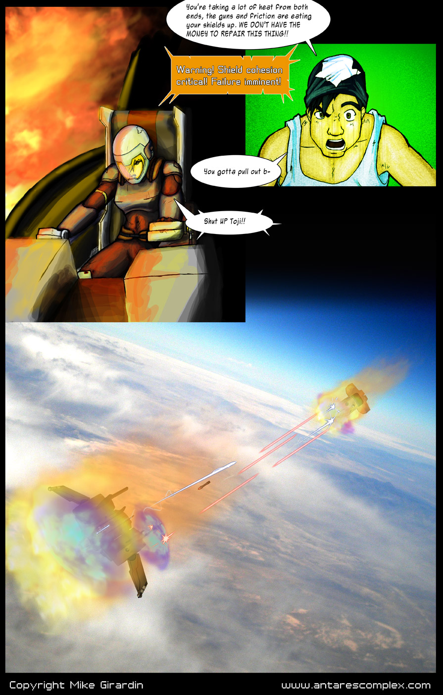 Antares Complex Issue 02 page 7 by Gx3RComics