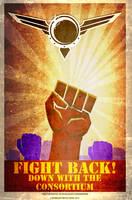 Federation Resistance by Gx3RComics