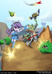 Freedom Planet Dragon Valley