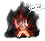 Kaioken Goku