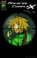 Antares Complex Issue 08 Target: NEIGE by Gx3RComics