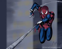 Ben Reilly Spider-Man by Gx3RComics
