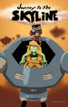 Journey to the Skyline issue 01 cover