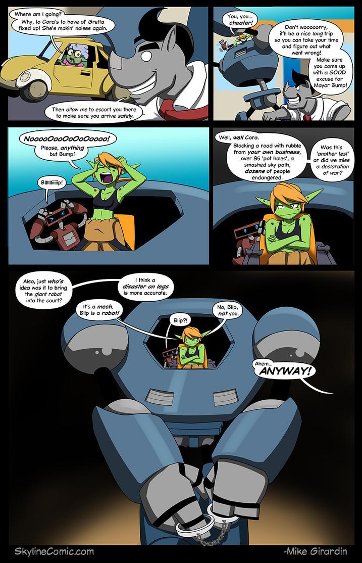 Journey to the Skyline i01 pg08 by Gx3RComics