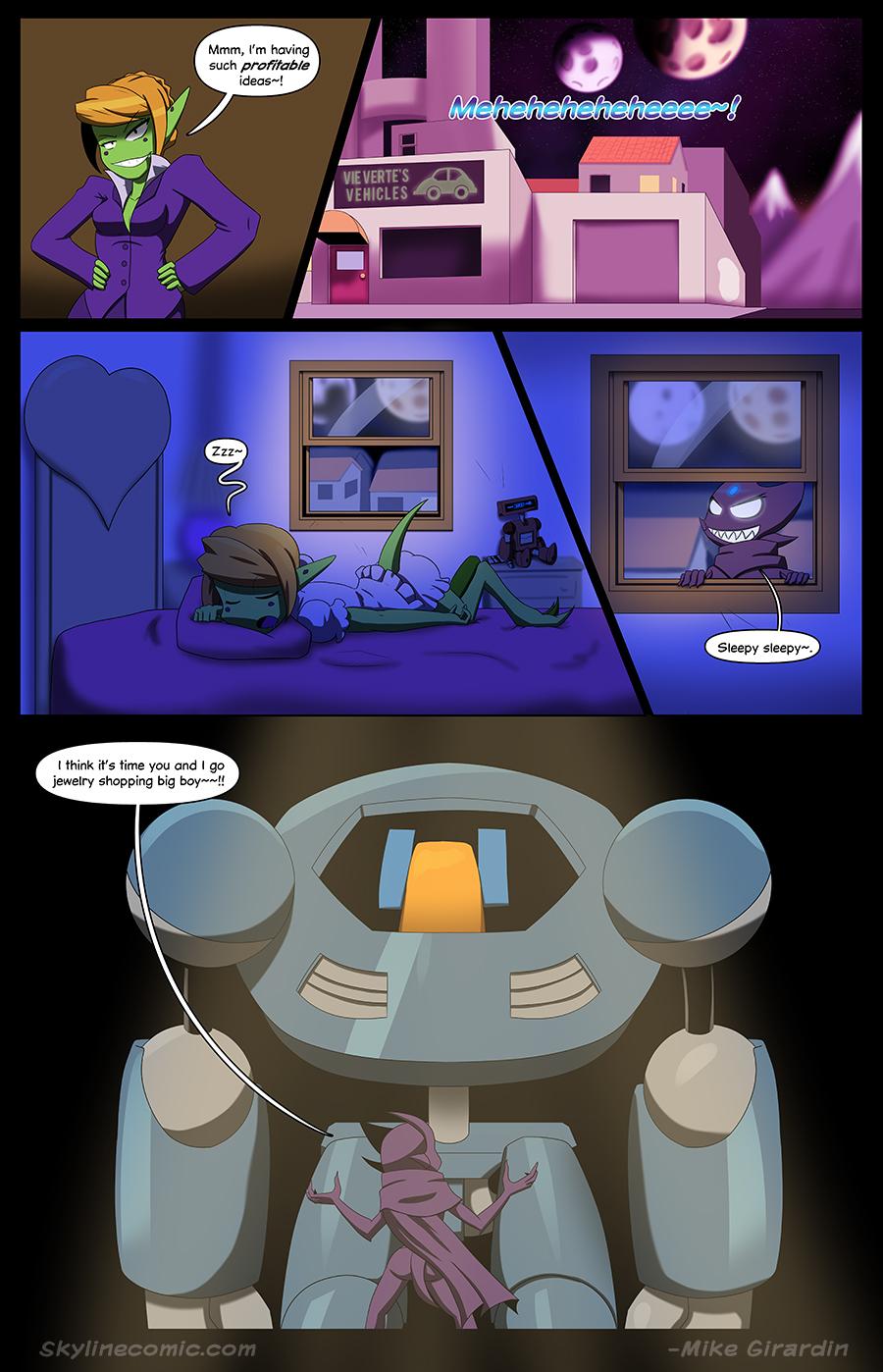 Journey to the Skyline i01 pg22 by Gx3RComics