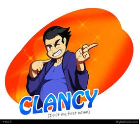 Clancys birthday? Already? by Gx3RComics