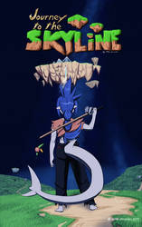Journey to the Skyline Issue03 cover