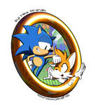 Platformer series Sonic and Tails