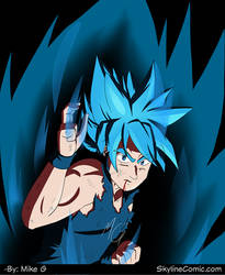 Super Saiyan Blue Goku