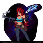 Space Maria for D.Sloogie