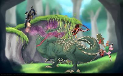 Monster Hunter Deviljho