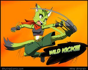 Carol Wild Kick