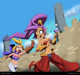 Shantae RUN!