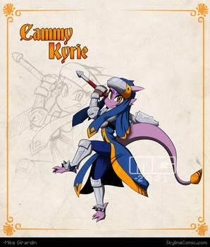 Cammy!