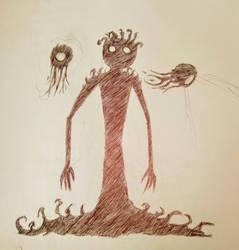 pen sketch by viktor52