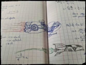 Math Ships by viktor52