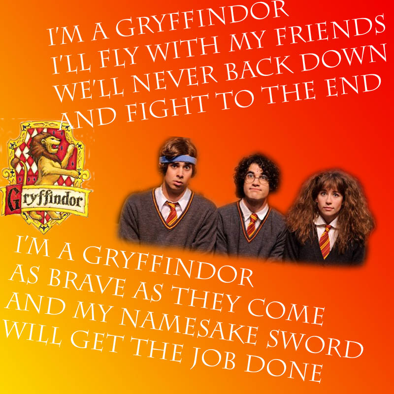 MOM House Song-Gryffindor-AVPMS by SnoopyGirl213 on DeviantArt