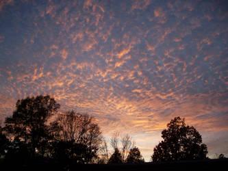 Carolina Sky by Elistariel