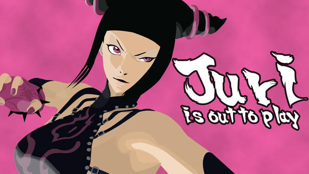 Juri is out to play