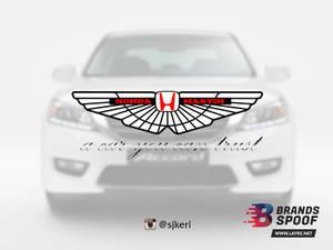 Honda Martin Spoof