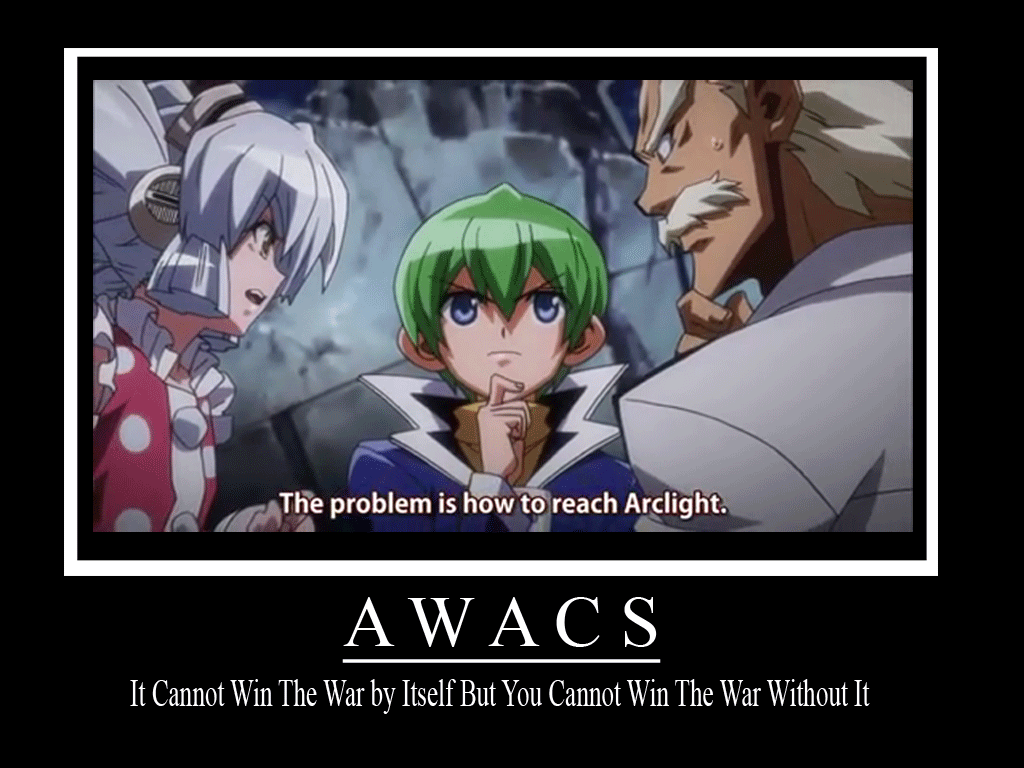 AWACS in Anime by Stealthflanker