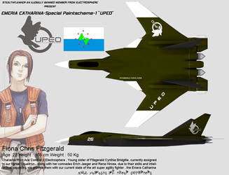 Emera Catharina Special-1 by Stealthflanker