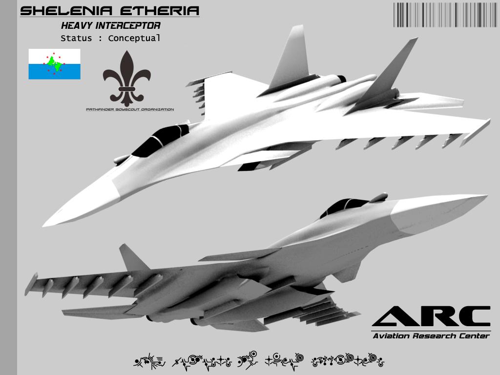 Shelenia Etheria By Stealthflanker On Deviantart