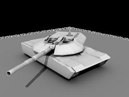 Defender III Main Battle Tank by Stealthflanker