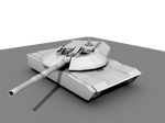 Defender III Main Battle Tank