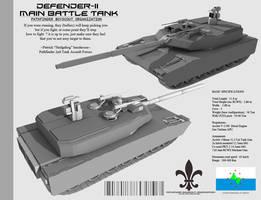 Defender II introduction by Stealthflanker