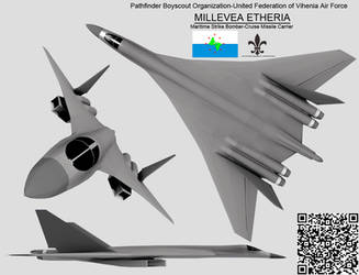 Millevea Etheria 3 Views by Stealthflanker