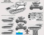 Gavial Infantry-Bullies Fighting Vehicle