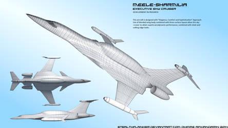 Meele Sharmilia WIP by Stealthflanker