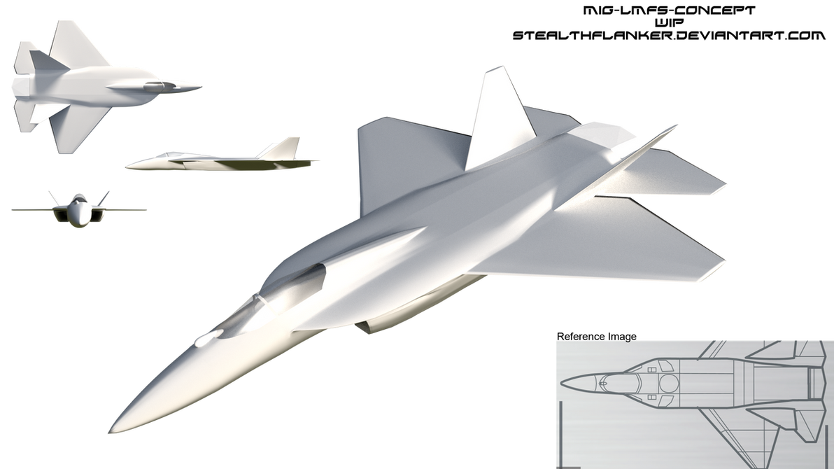 Mikoyan LMFS. by Stealthflanker