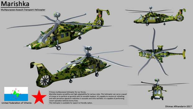 Marishka Assault Transport Helicopter