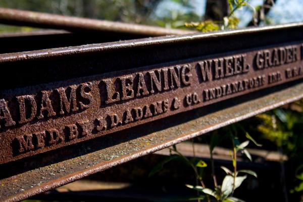 Adams Leaning Wheel Grader by luv2danz