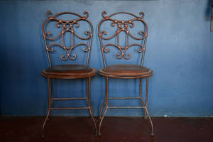 Blue Chairs by luv2danz