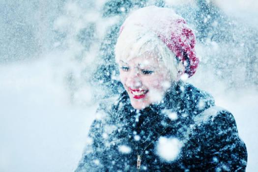 Joy and December by Citrusfrukt