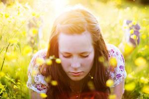 Summer Sun by Citrusfrukt
