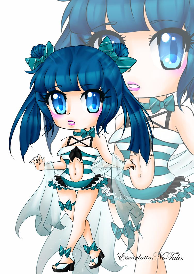 ...:::Summer Aoi:::... by EscarlattaNoTales