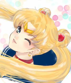 Fanart : Sailor Moon