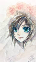 Original : Bride in Dream 2 by TashaChan