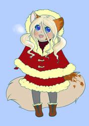Lily Xmas giftuuu by Dizzy-Cat