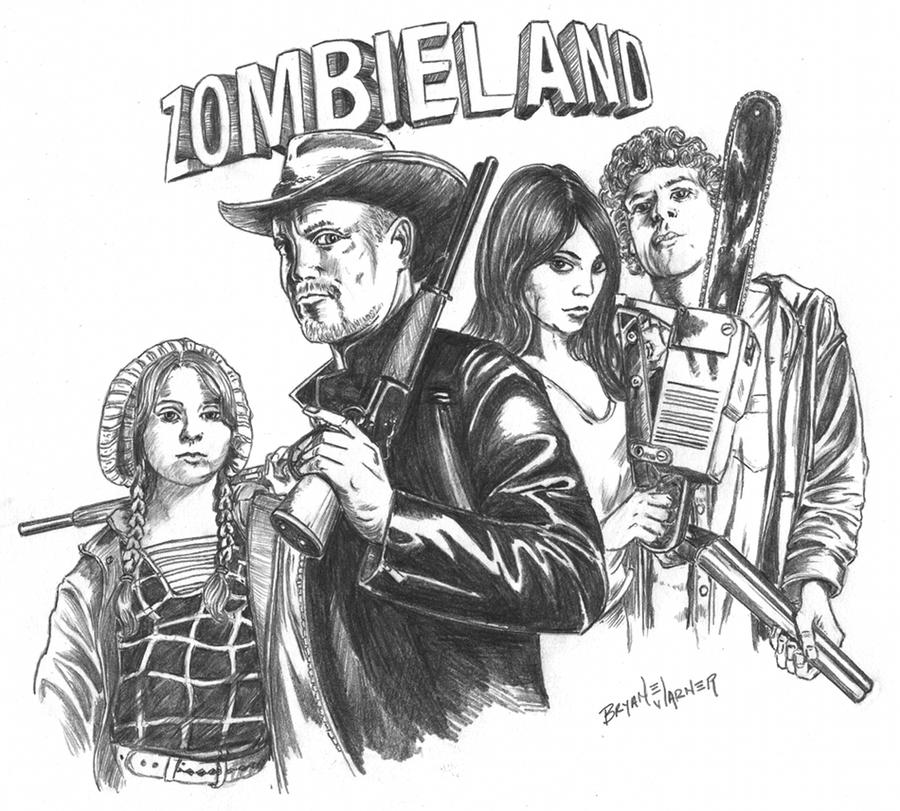 Zombieland Wallpaper Z...