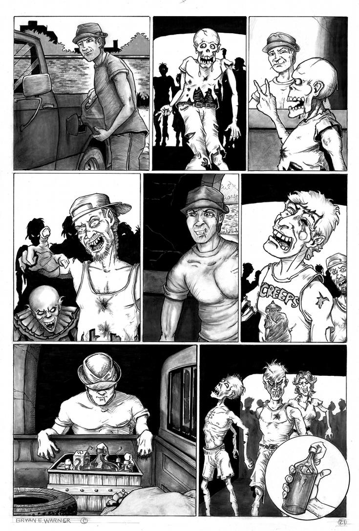Silent Nick....page 21 by NickDean