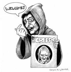 Creeps welcome by NickDean